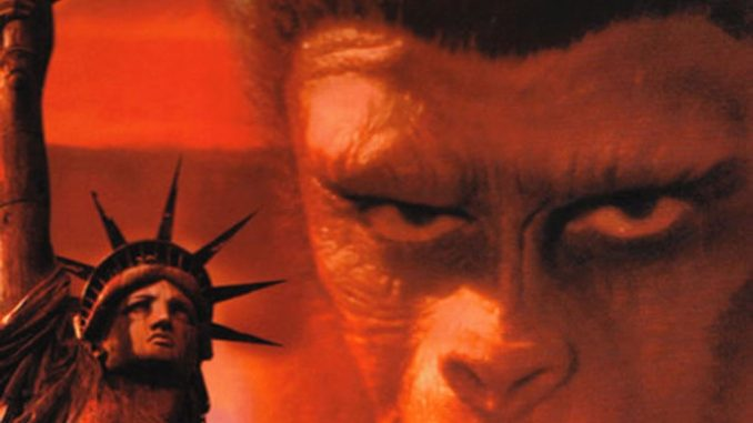 Planets of the apes